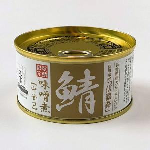 秋鯖の味噌煮|daigenmiso