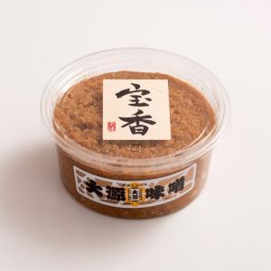 プレミアム醸造味噌 宝香 500g|daigenmiso