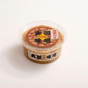 田舎みそ(中辛) 500g|daigenmiso