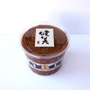 プレミアム醸造味噌 健美 1kg|daigenmiso
