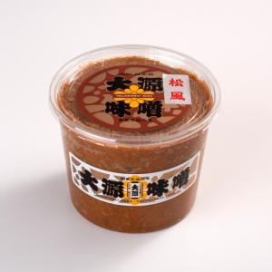 松風(中甘) 1kg|daigenmiso