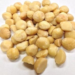 マカダミアナッツ 300g 無塩 無添加 ロースト加工 マカデミアナッツ|daigo0118