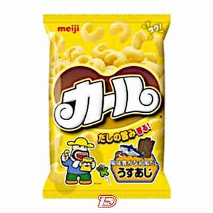 カール うすあじ 明治製菓 68g