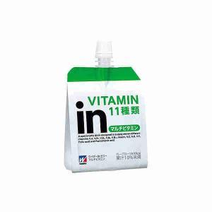 ウィダー イン ゼリー マルチビタミン 180...の関連商品4