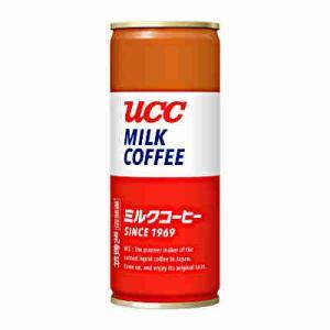 ミルクコーヒー UCC 250g缶 30本入り