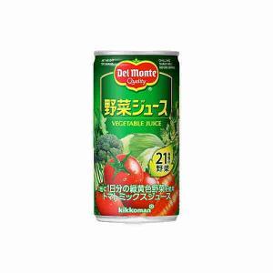 野菜ジュース デルモンテ 190g 30本入り...