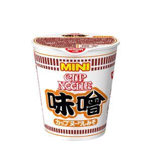 カップヌードル ミニ 味噌 日清食品 15個入