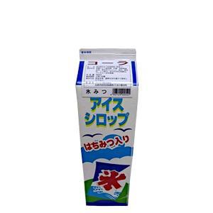 氷みつ コーラ フジスコ 業務用 5倍希釈用 1.8L 8本入