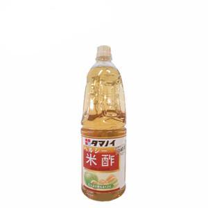 ヘルシー米酢 タマノイ酢 1.8L 6本入