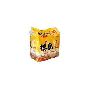 金ちゃん 徳島らーめん 徳島製粉 5食パック 6個入り