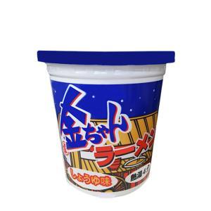 金ちゃんラーメン カップ しょうゆ味 徳島製粉 12個入