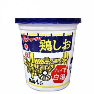 金ちゃんラーメン 鶏しお 徳島製粉 12個入り