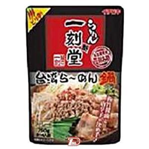 ストレート一刻魁堂 台湾ラーメン鍋スープ イチビキ