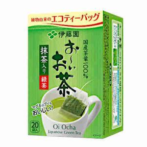 おーいお茶 緑茶 ティーパック 伊藤園 2g×20袋入