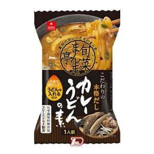 旬菜まんま亭 カレーうどんの素 アスザックフーズ 24.2g
