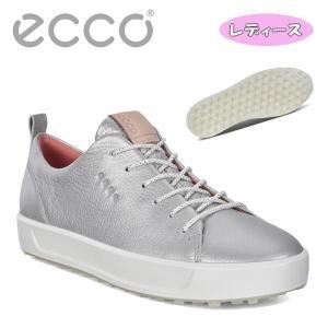 (大特価・レディース) エコー ゴルフシューズ スパイクレス ゴルフソフト ハイブリッド HM ECCO GOLF SOFT WOMENS HM 101103 01708|daiichigolf