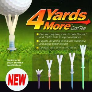 4ヤード モア ゴルフ ティー|daiichigolf