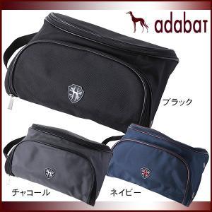 アダバット シューズケース Adabat ABS306 日本正規代理店 あすつく|daiichigolf