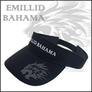 エミリッドバハマ バイザー EMILLID BAHAMA あすつく|daiichigolf