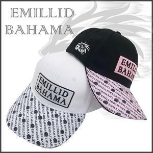 エミリッドバハマ キャップ EMILLID BAHAMA|daiichigolf