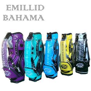 エミリッドバハマ キャディバッグ 9型 EMILLID BAHAMA|daiichigolf