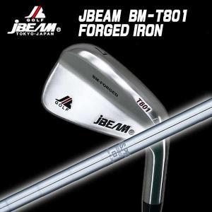 (特注カスタムクラブ) J-BEAM BM-FORGED T801 アイアン N.S.PRO 950GH シャフト|daiichigolf