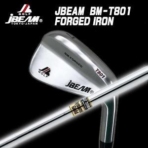 (特注カスタムクラブ) J-BEAM BM-FORGED T801 アイアン トゥルーテンパー ダイナミックゴールド シャフト|daiichigolf