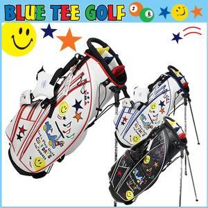 ブルーティーゴルフ キャディバッグ スタンドバッグ 9型 BLUE TEE GOLF BTG-CB008|daiichigolf