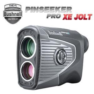 ブッシュネルゴルフ ピンシーカー プロ XE ジョルト ゴルフ用レーザー距離計測器 Bushnell...