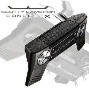スコッティキャメロン 2018 コンセプトX パター XX-01,CX-02|daiichigolf