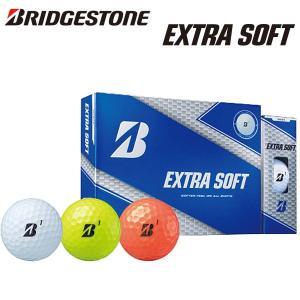 ブリヂストン 2019 ゴルフボール エクストラソフト 1ダース(12球) BRIDGESTONE GOLF EXTRA SOFT あすつく|daiichigolf