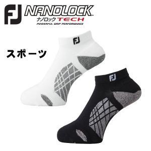 フットジョイ ソックス ナノロックテック スポーツ FOOTJOY NANOLOCK TECH FJSK145 あすつく ネコポス対応|daiichigolf