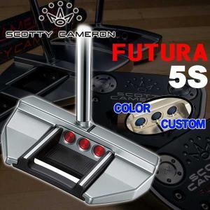 スコッティキャメロン フューチュラ5S パター FUTURA 5S 日本正規品|daiichigolf