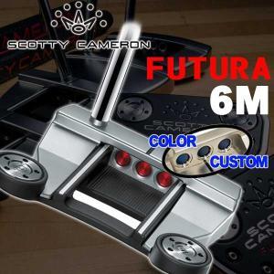 スコッティキャメロン フューチュラ6M パター FUTURA 6M 日本正規品|daiichigolf