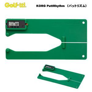 (練習器具・送料無料)ライト LITE コルグ パットリズム g-712 KORG PUTTE RHYTHM メトロノーム一体型 パッティング練習機|daiichigolf