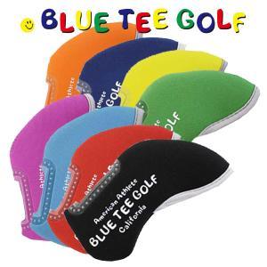 ブルーティーゴルフ ストレッチ アイアンカバー BLUE TEE GOLF G-KIT95007 ネコポス対応商品|daiichigolf