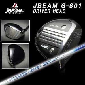 (特注カスタムクラブ) JBEAM Jビーム G-801 ドライバー シンカグラファイト LOOPプロトタイプBWシャフト daiichigolf