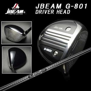 (特注カスタムクラブ) JBEAM Jビーム G-801 ドライバー シンカグラファイト LOOPプロトタイプCLシャフト daiichigolf