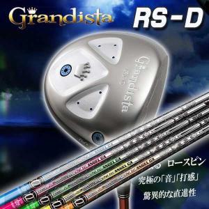 グランディスタ RS-D ドライバー クライムオブエンジェル カリフォルニア シャフト|daiichigolf