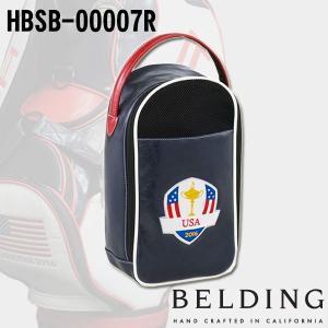 ベルディング シューズバッグ ライダーカップ 2016 リミテッド コレクション HBSB-00007R|daiichigolf