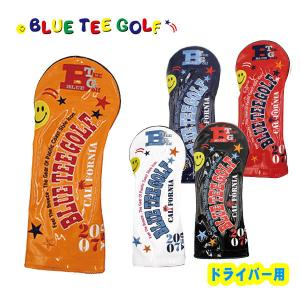 ブルーティーゴルフ エナメル ヘッドカバー ドライバー用 BLUE TEE GOLF HC-011 あすつく|daiichigolf