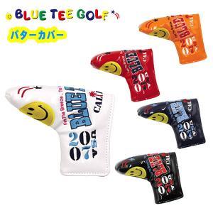 ブルーティーゴルフ エナメル パターカバー、BLUE TEE GOLF HC-011 あすつく|daiichigolf
