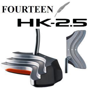 フォーティーン HK パター HK-2.5 daiichigolf