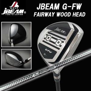 (特注カスタムクラブ) Jビーム JBEAM G-FW フェアウェイウッド シンカグラファイト ループ プロトタイプFW SEVEN シャフト|daiichigolf