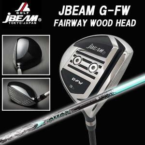 (特注カスタムクラブ) Jビーム JBEAM G-FW フェアウェイウッド USTマミヤ アッタス ATTAS FW IP BLUE シャフト|daiichigolf