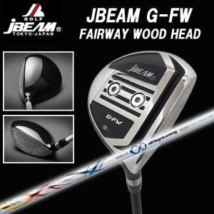 (特注カスタムクラブ) Jビーム JBEAM G-FW フェアウェイウッド デザインチューニング メビウスFX  フェアウェイウッド用 FW用シャフト|daiichigolf
