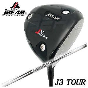 (特注カスタムクラブ) JBEAM(ジェイビーム) J3 TOUR ドライバー シンカグラファイト LOOPプロトタイプHDシャフト daiichigolf
