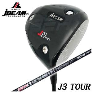 (特注カスタムクラブ) JBEAM(ジェイビーム) J3 TOUR ドライバー グラファイトデザイン Tour-AD XCシャフト|daiichigolf