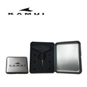 カムイ レンチ(星形用)&ケース T-20 KAMUI WRENCH&CASE  ネコポス対応 あすつく|daiichigolf
