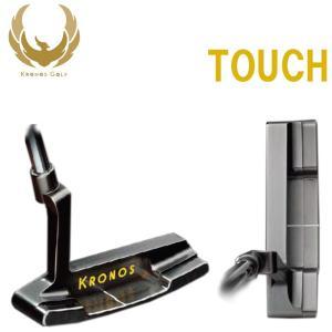 クロノス ゴルフ タッチ パター|daiichigolf